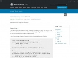 http://codex.wordpress.org/Function_Reference/apply_filters