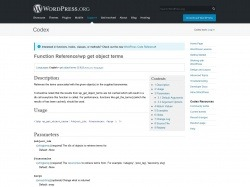 http://codex.wordpress.org/Function_Reference/wp_get_object_terms