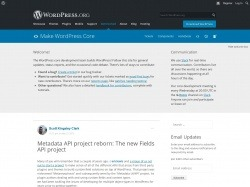 https://make.wordpress.org/core/2015/05/27/metadata-api-project-reborn-the-new-fields-api-project/